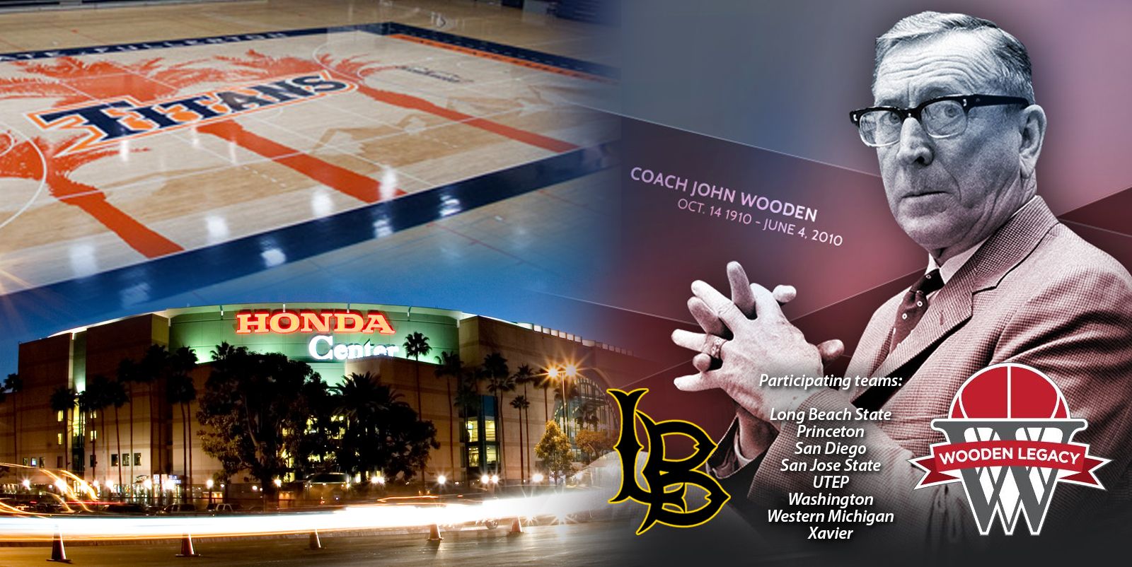 2014 Wooden Legacy Field Announced Big West Conference