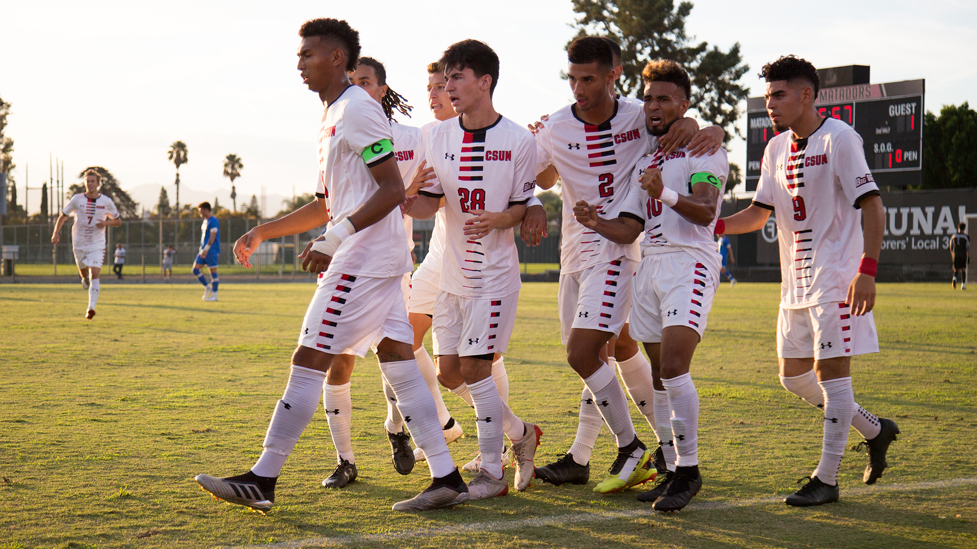 Cal State Fullerton Csun Men S Soccer Ranked Top 25 In Three Polls Big West Conference