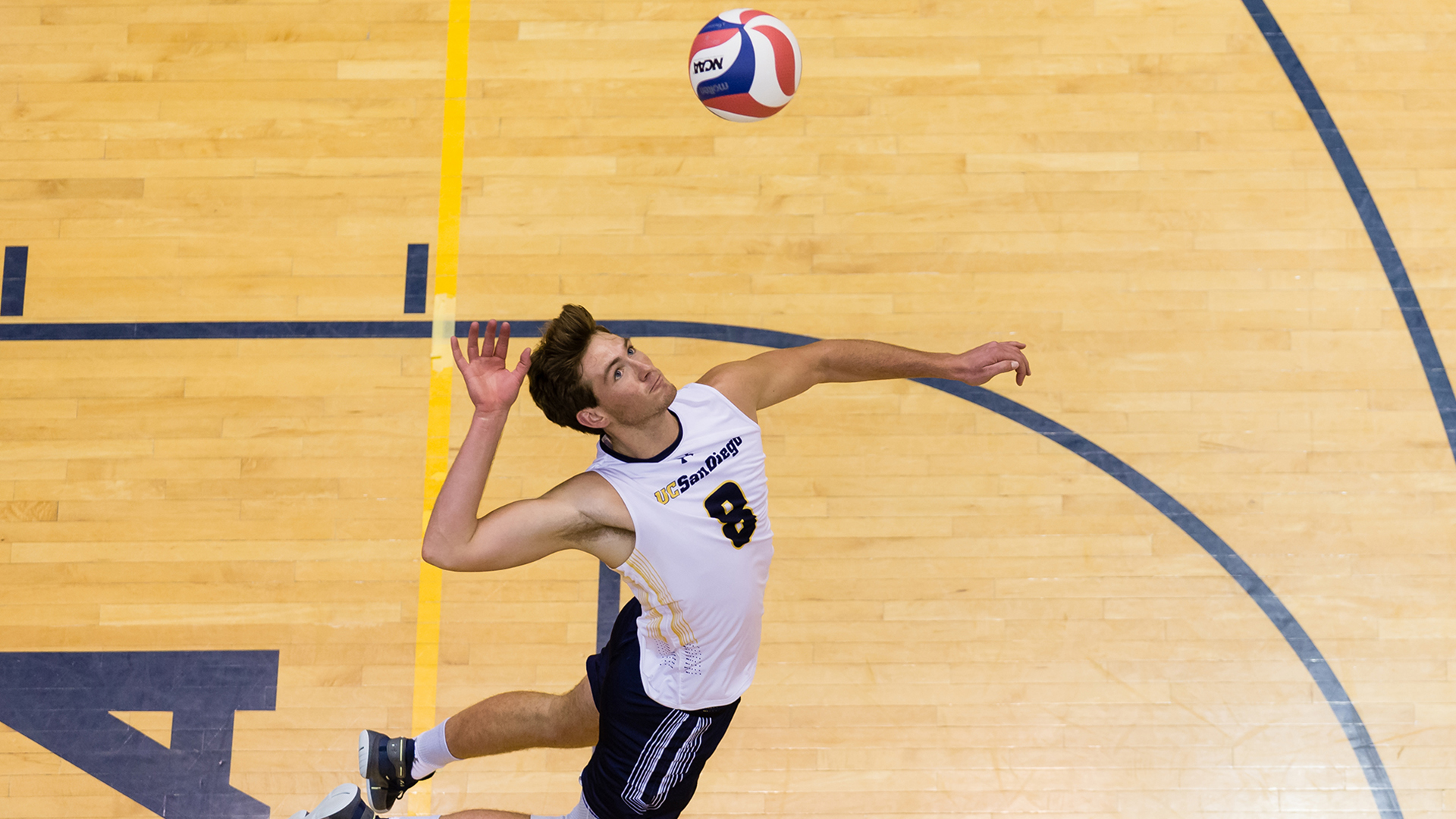 Uc San Diego Men S Volleyball Joins Avca Top 15 Big West Conference